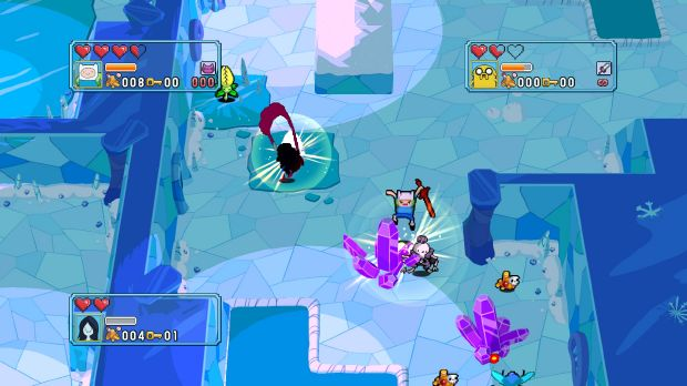 Adventure Time: Explore the Dungeon Because I DON'T KNOW! PC Crack