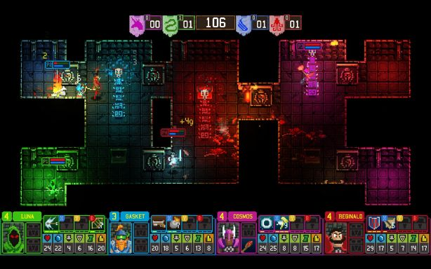 Dungeon League Torrent Download