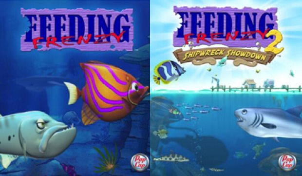 Feeding Frenzy 1 + 2 Free Download