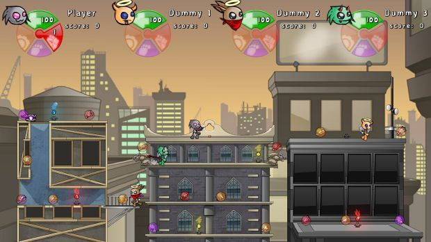 Gem Wars: Attack of the Jiblets Torrent Download