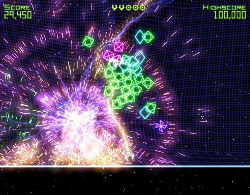 Geometry Wars: Retro Evolved Torrent Download