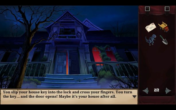 Goosebumps: The Game PC Crack