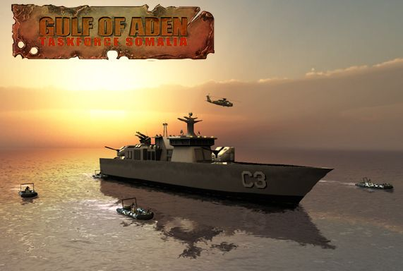 Gulf of Aden - Task Force Somalia Free Download