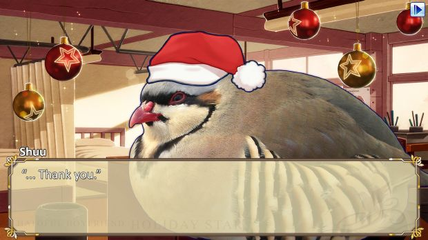 Hatoful Boyfriend: Holiday Star PC Crack