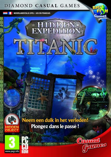 Hidden Expedition: Titanic Free Download