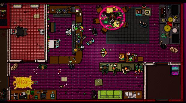 Hotline Miami 2: Wrong Number Torrent Download