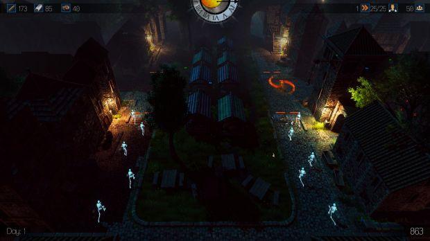 In The Dead Of Night - Urszula's Revenge PC Crack
