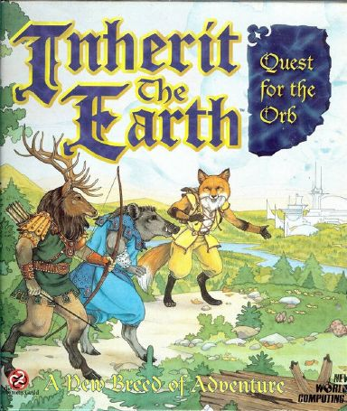 Inherit the Earth Free Download