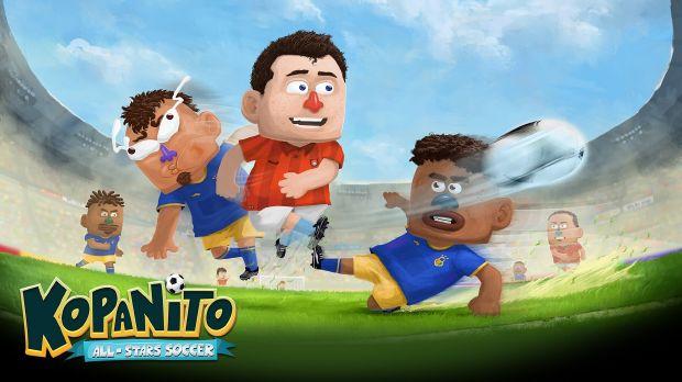 Kopanito All-Stars Soccer (v0.9.5) Free Download