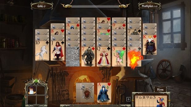 Legends of Solitaire: Curse of the Dragons PC Crack