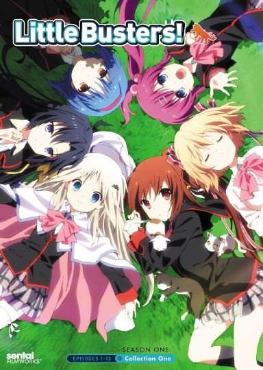Little Busters! Free Download