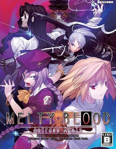 Melty Blood Actress Again Current Code v1.06 free download