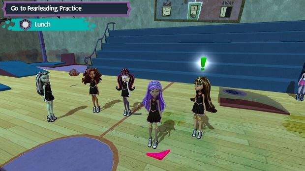 Monster High: New Ghoul in School PC Crack