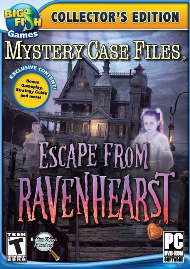 FILES CASE RAVENHEARST GRATUIT TÉLÉCHARGER MYSTERY