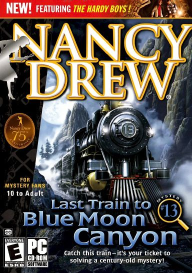 Nancy Drew: Last Train to Blue Moon Canyon Free Download