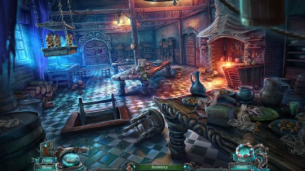Nightmares from the Deep: The Siren's Call PC Crack