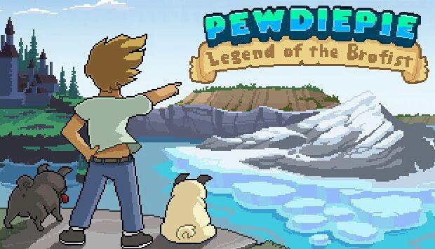 PewDiePie: Legend of the Brofist Free Download