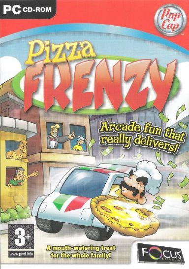 Pizza Frenzy Deluxe Free Download