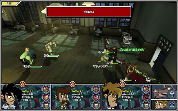 Penny Arcade's On the Rain-Slick Precipice of Darkness 2 PC Crack