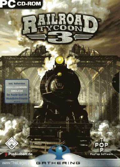 railroad tycoon 3 crack tpb