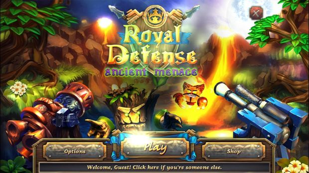 Royal Defense 3 Ancient Menace Free Download