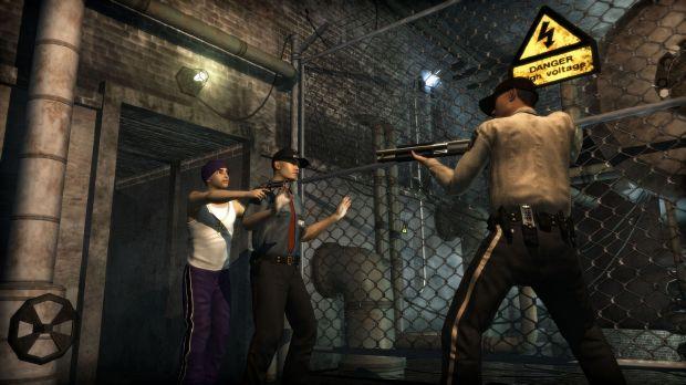 Saints Row 2 PC Crack