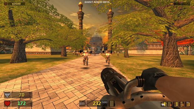 Serious Sam Classics: Revolution PC Crack