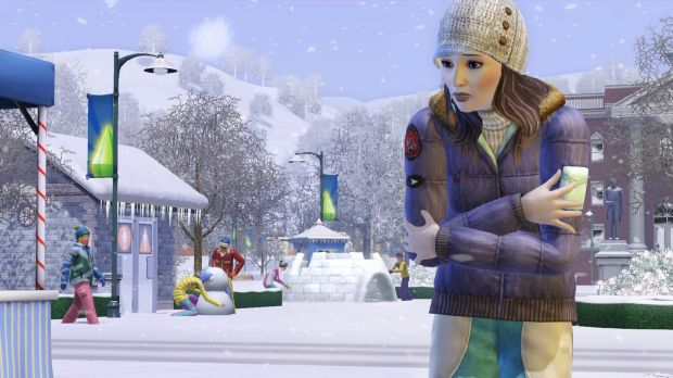 Which sims 3 expansion comes with online dating