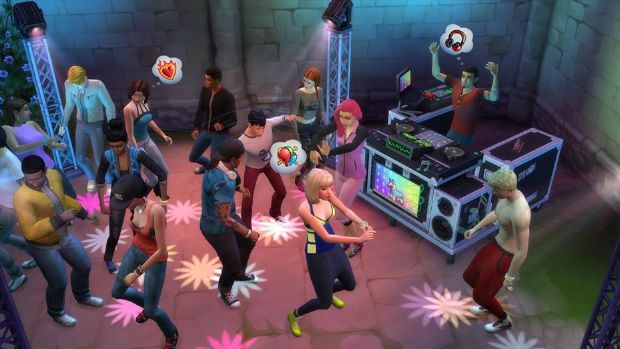 The Sims 4: Deluxe Edition Torrent Download