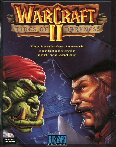 Warcraft II: Tides of Darkness Free Download