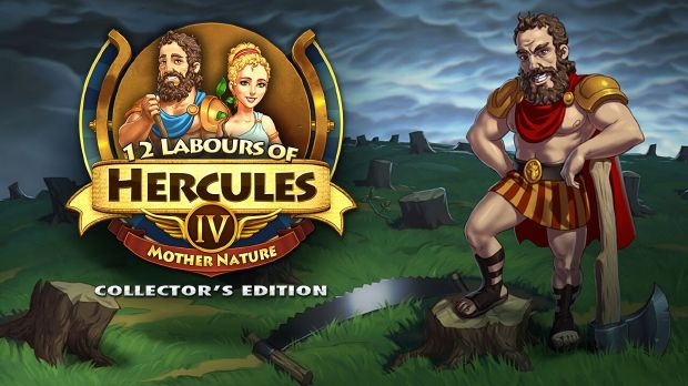 12 Labours of Hercules IV: Mother Nature Collector's Edition Free Download