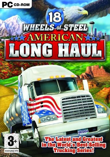 descargar 18 wheels of steel haulin