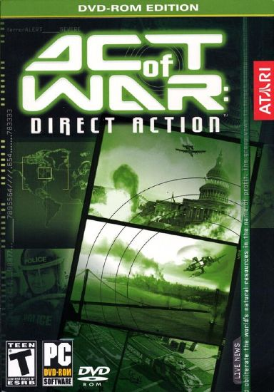 Act of War: Direct Action Free Download
