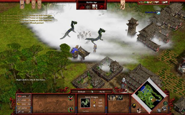 Age of Mythology EX: Tale of the Dragon Torrent Download