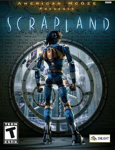American McGee Presents: Scrapland free download