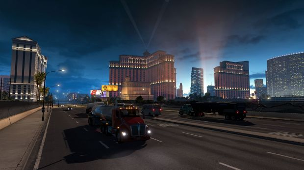American Truck Simulator PC Crack