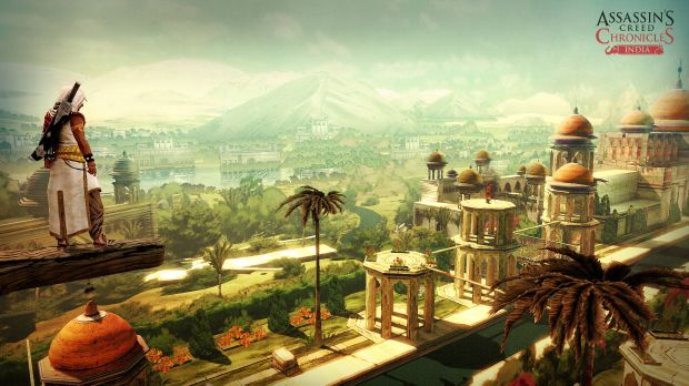 Assassin's Creed Chronicles: India Free Download