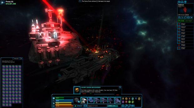 Astrox: Hostile Space Excavation (Build 66) Free Download