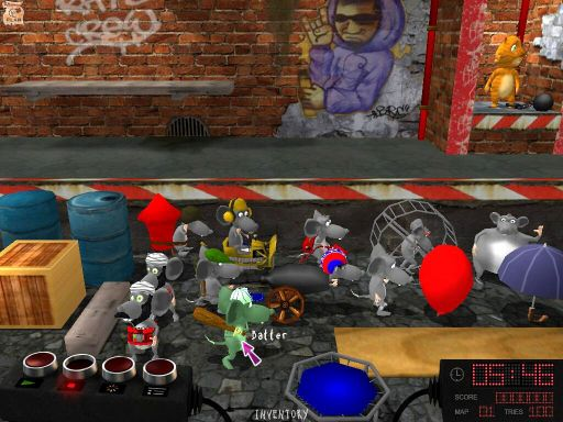 Bad Rats: the Rats' Revenge PC Crack