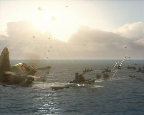 Battlestations: Midway Torrent Download