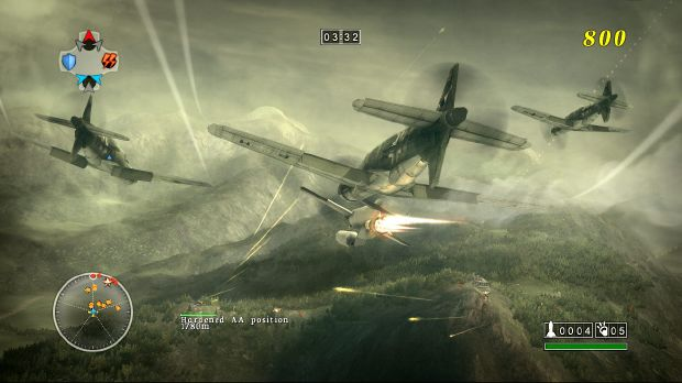 Blazing Angels 2: Secret Missions of WWII Torrent Download