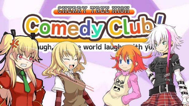 Cherry Tree High Comedy Club Free Download