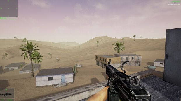 Desert Thunder: Strike Force PC Crack
