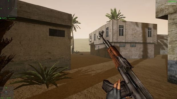 Desert Thunder: Strike Force Torrent Download