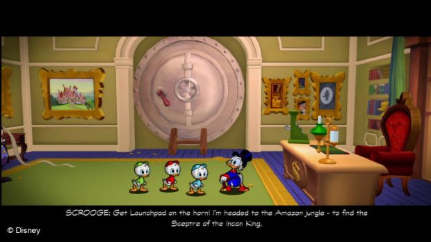 DuckTales: Remastered Torrent Download