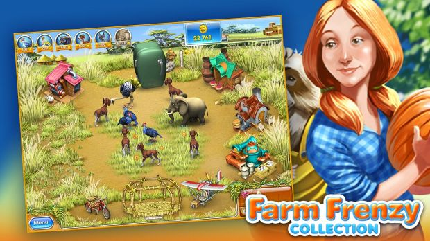 Farm Frenzy Collection PC Crack