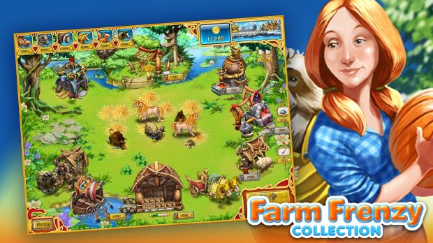 Farm Frenzy Collection Torrent Download