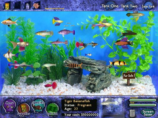 Fish Tycoon PC Crack