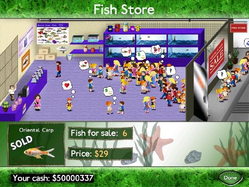 Fish Tycoon Torrent Download