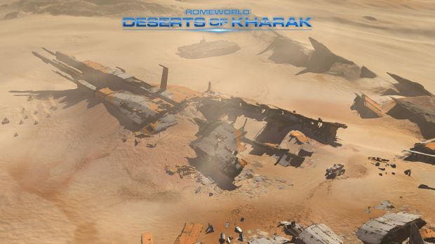 Homeworld: Deserts of Kharak Torrent Download